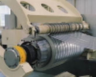 coil slitter line/coil to coil line