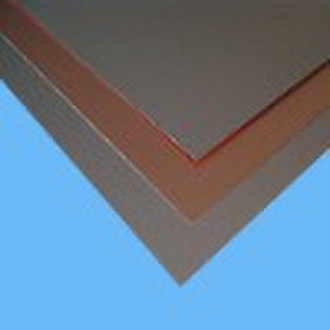 aluminum copper clad laminate