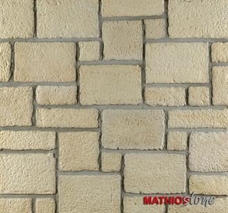 Estate Beige - Verblendsteine Mathios Stone