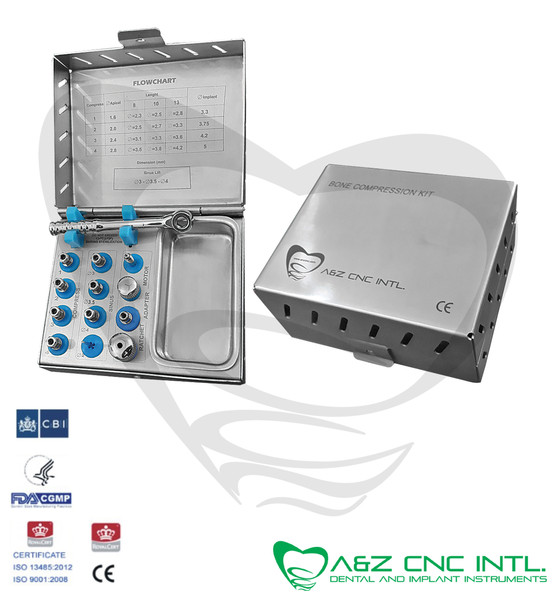 Dental Implant Bone Compression Kit