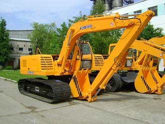 Crawler excavator EO-3223