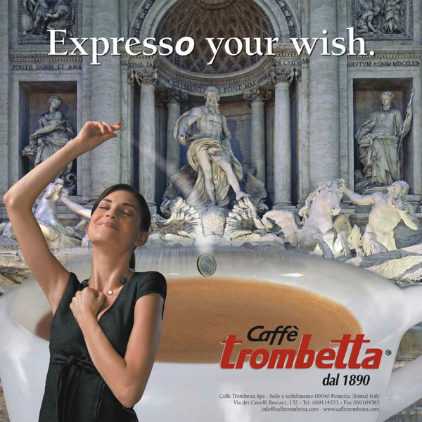 Caffè Trombetta capsule coffee