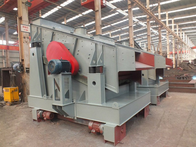 WYA series circular vibrating screen for mining