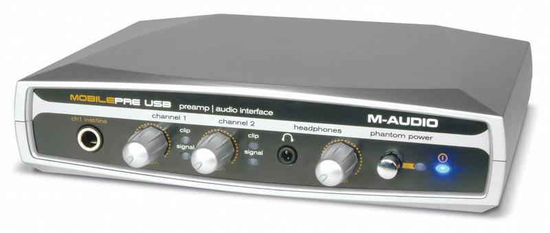 Pinnacle MobilePre USB AV ресивер