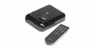 Creative Labs X-Fi Wireless Receiver Черный AV ресивер