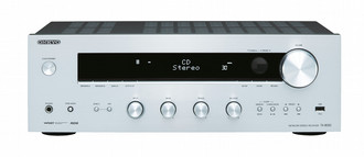 ONKYO TX-8050 160Вт 2.0 Стерео Cеребряный