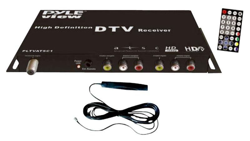 Pyle PLTVATSC1 AV ресивер