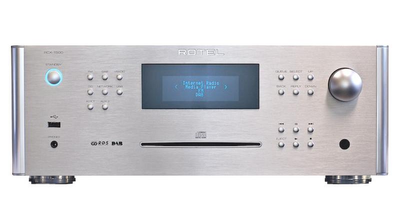 Rotel RCX-1500 100Вт 2.0 Cеребряный