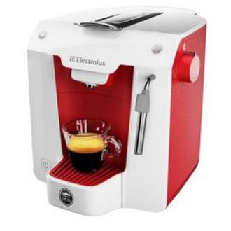 Electrolux ELM 5100 RE Капсульная кофеварка 1л 12чашек Красный, Белый