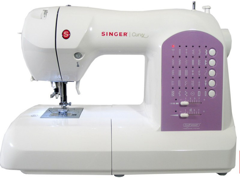 ᐈ SINGER Curvy 40 Best Price Technical Specifications Magnificent Singer Curvy 8763 Sewing Machine