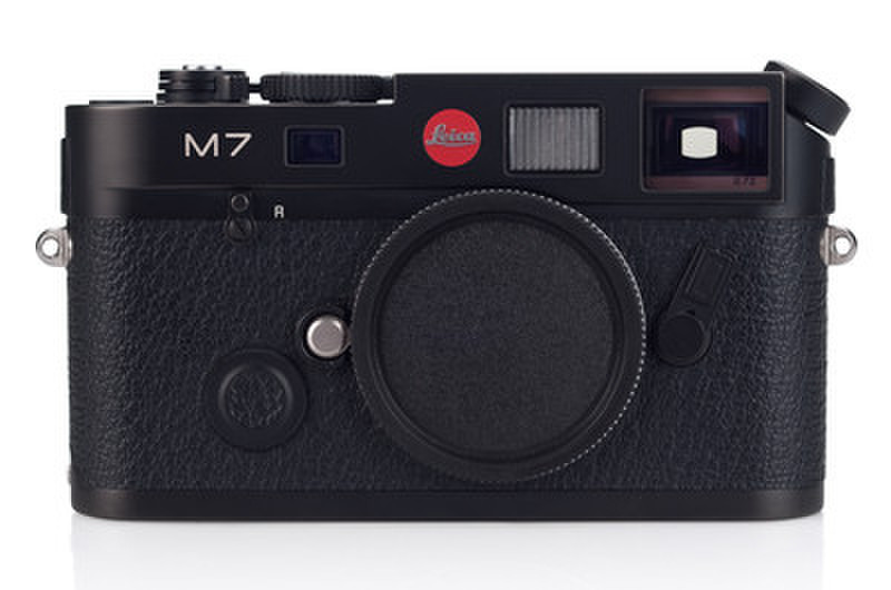 Leica M7 Rangefinder film camera 35 mm Cеребряный