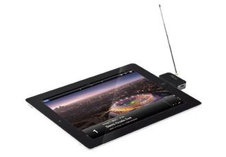 Trust Wireless Digital TV & Radio on your iPad Черный