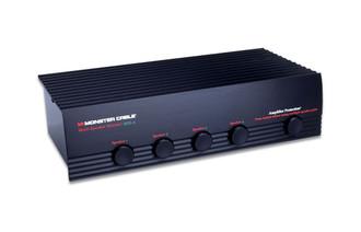 Monster Cable SS-4 Speakers Selector Черный AV ресивер