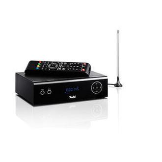 Teufel MediaStation 6 Basic LAN 1920 x 1080пикселей Черный медиаплеер