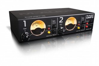 Pinnacle DMP3, Dual Microphone/Instrument Preamp AV ресивер