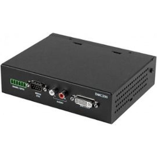 INNES Playzibox DMC200 2ГБ 1366 x 768пикселей Черный медиаплеер