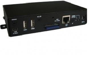 INNES Playzibox SMA200 2ГБ 2.0 1280 x 720пикселей Wi-Fi Черный медиаплеер