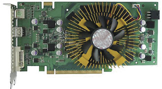 Sweex NVIDIA 9600GT 512MB PCI-E GeForce 9600 GT GDDR3