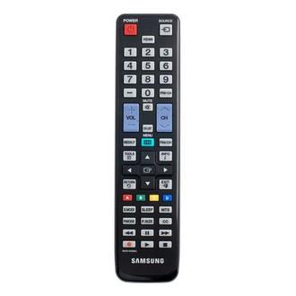 Samsung TM1050 Инфракрасный беспроводной Нажимные кнопки Черный пульт дистанционного управления