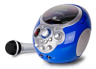 Memorex Portable Karaoke Machine Портативный караоке система