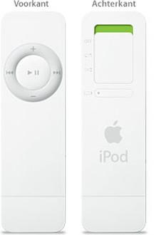 Apple iPod shuffle shuffle 1GB 1ГБ Белый