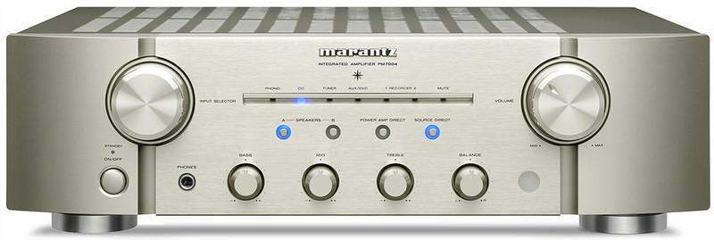 Marantz PM7004SG 2.0 Дома Проводная Черный усилитель звуковой частоты