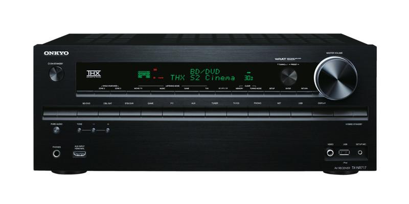 ONKYO TX-NR717 AV ресивер