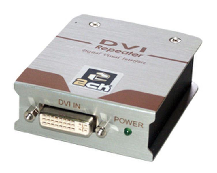 MCL Screen DVI Amplifier Серый AV ресивер