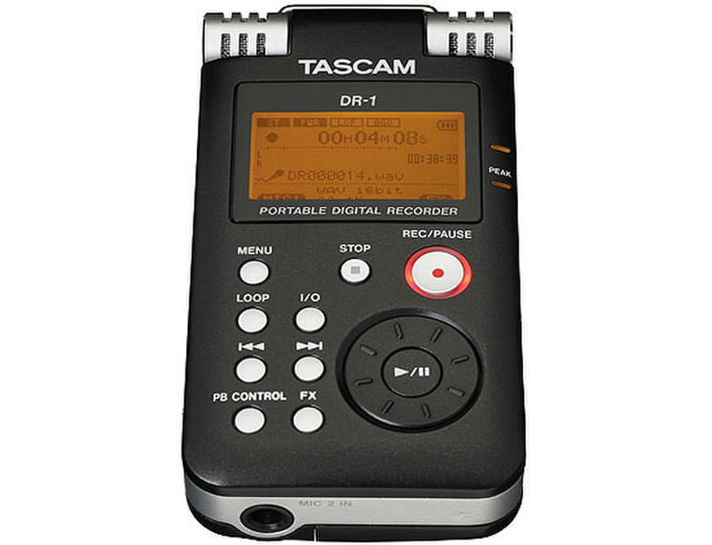Tascam DR-1 MP3/MP4-плеер
