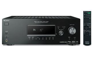 Sony STR-DG520 85Вт 5.1канала Surround Черный AV ресивер
