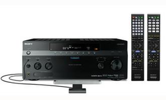 Sony STR-DA5400ES 7.1канала Черный AV ресивер