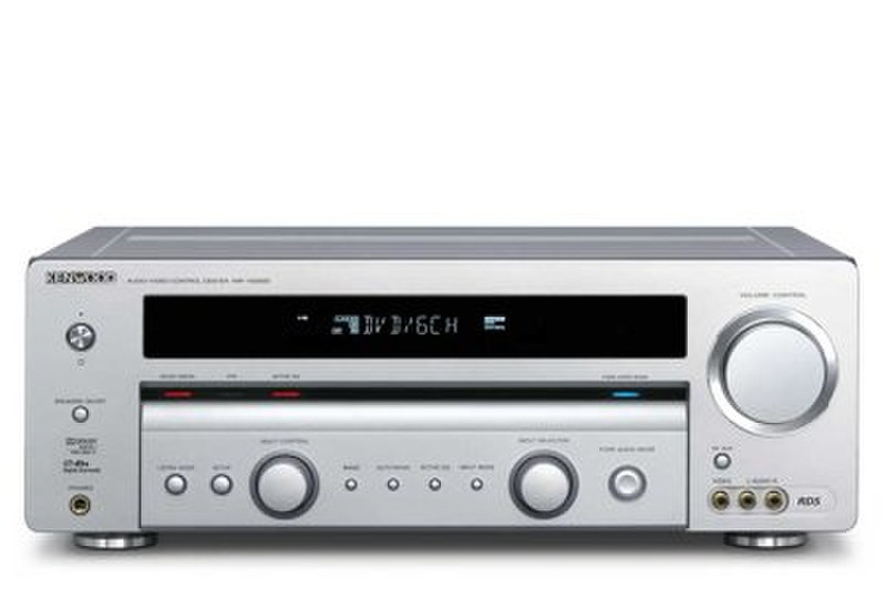 Kenwood Electronics 5-Kanal AV-Receiver silber Cеребряный AV ресивер