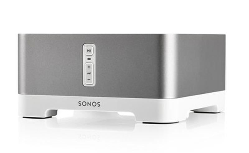 Sonos CONNECT:AMP 2.1 Дома Проводная Белый усилитель звуковой частоты