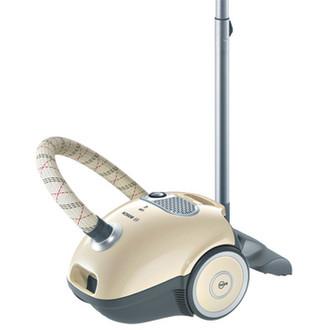 Bosch Move Цилиндрический пылесос 4л 2100Вт Бежевый