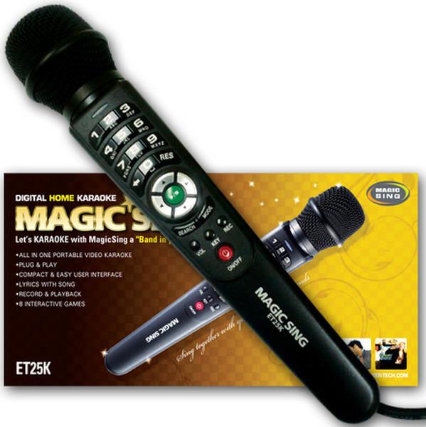 Magic Solutions Electronics ET25K караоке система