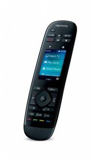 Logitech Harmony Ultimate Проводная push buttons Черный пульт дистанционного управления