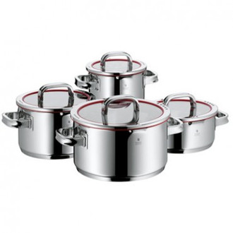 WMF Function 4 набор кастрюль/сковородок