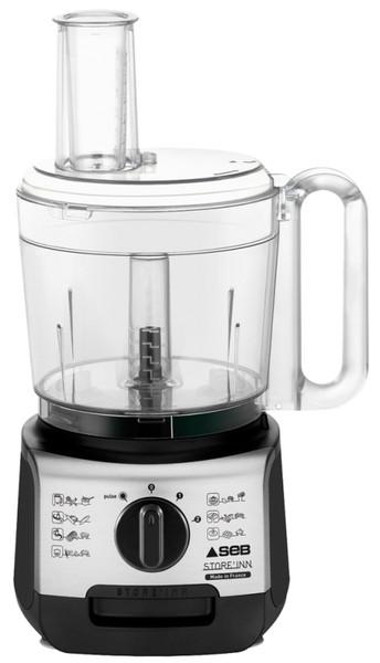 SEB DO322800 750Вт 3л Черный, Cеребряный кухонная комбайн