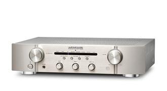 Marantz PM6005 2.0 Дома Проводная Золотой, Cеребряный усилитель звуковой частоты
