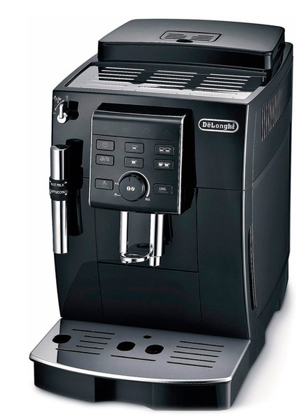 DeLonghi ECAM 23.120.B Отдельностоящий Автоматическая Espresso machine 1.8л 14чашек Черный кофеварка