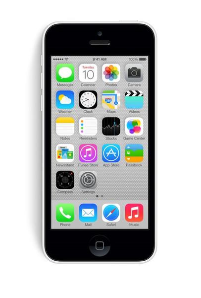 Apple iPhone 5c Одна SIM-карта 4G 16ГБ Белый