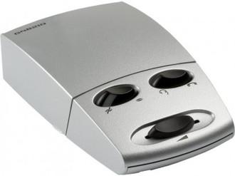 Jabra GN 8210 1.0 Дома Проводная Черный, Cеребряный усилитель звуковой частоты