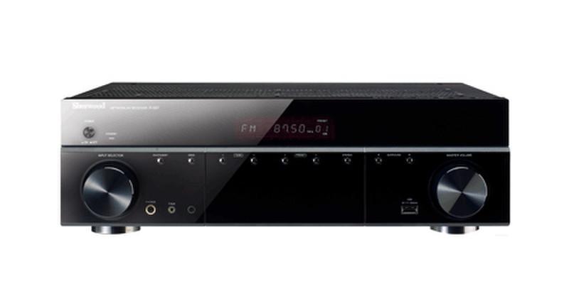 Sherwood R507 100Вт 5.0 Surround Черный AV ресивер