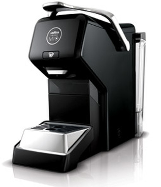 Electrolux Espria Pod coffee machine 0.8L Black