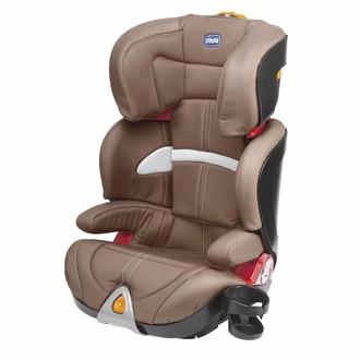 Chicco Oasys 2-3 FixPlus 2-3 (15 - 36 кг; 3,5 - 12 лет) Бежевый детское автокресло
