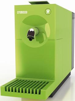 Cremesso Uno Капсульная кофеварка 0.65л Зеленый