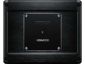 Kenwood KAC-X4D Черный AV ресивер