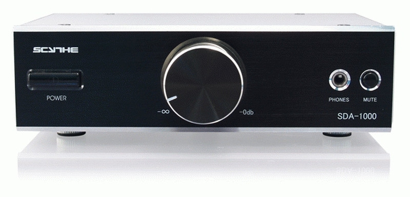Scythe Kama Bay Amplifier Черный AV ресивер