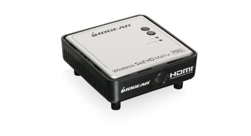 iogear GWHDRX01 AV ресивер