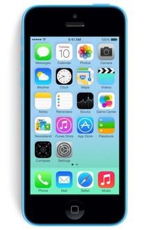 Apple iPhone 5c Одна SIM-карта 4G 8ГБ Синий